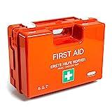 Erste-Hilfe-Koffer für Betriebe, öffentliche Einrichtungen & Zuhause mit Inhalt nach DIN 13157 in...