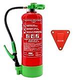 Aufladefeuerlöscher von ANDRIS® 6L ABF Schaum (Fettbrand), hochwertiger & starker Partner 34A 233B...