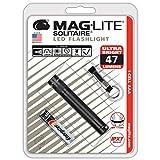 Mag-Lite LED Solitaire bis zu 37 Lumen, 8 cm Mini Taschenlampe, inkl. 1 Micro-Batterie und...