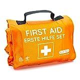 Erste Hilfe Set Outdoor, zum Wandern, Skifahren, Klettern, praktisches Rollenformat, passt in jeden...