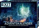 KOSMOS 693206 EXIT - Das Spiel - Adventskalender: Die geheimnisvolle Eishöhle, mit 24 spannenden...