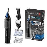 Remington Multi- Haarschneidemaschine [Nasenhaartrimmer, Ohrenhaartrimmer, Augenbrauenrasierer,...