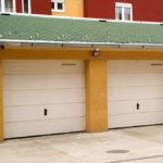 Wandschutz Garage